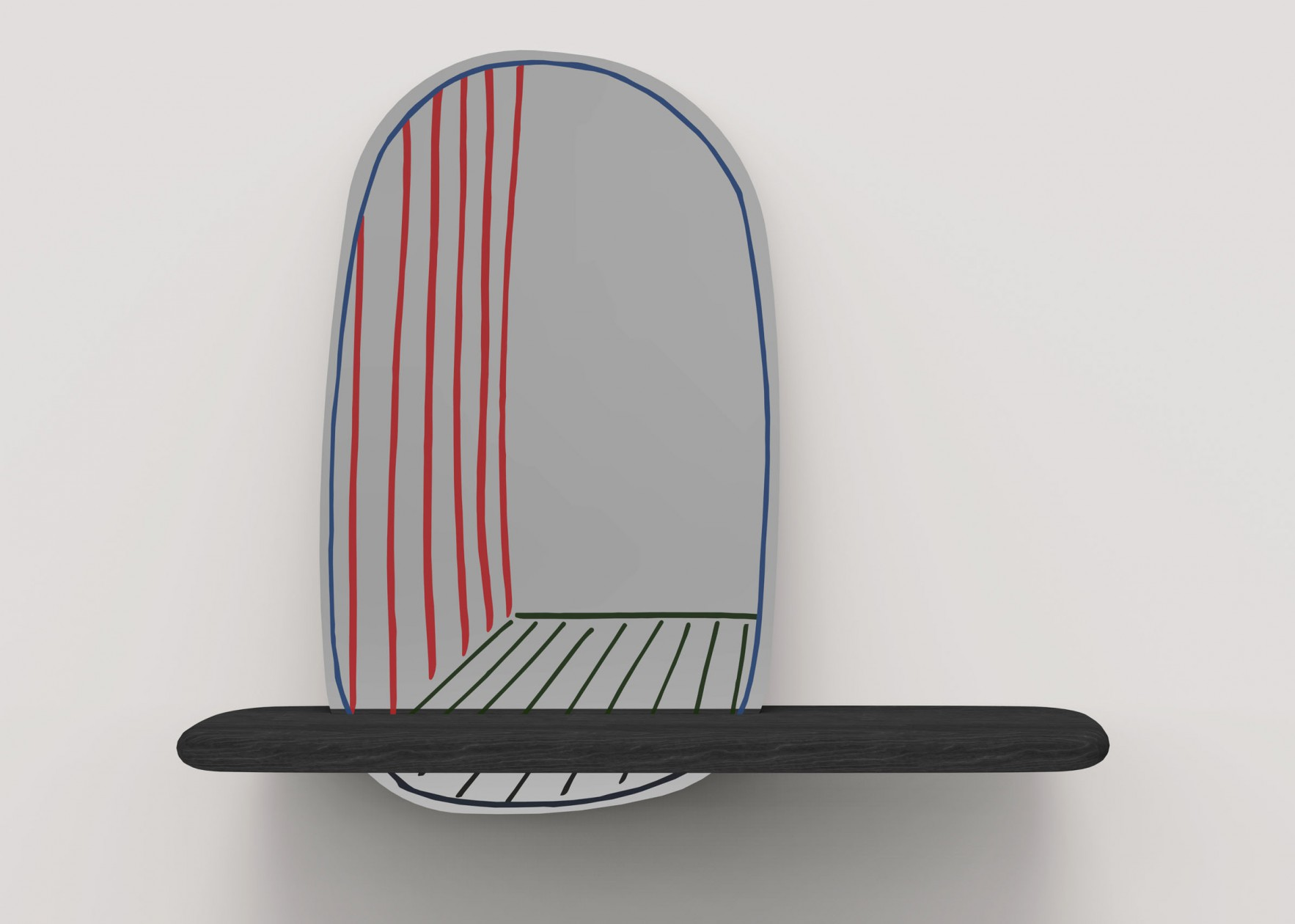 NEW PERSPECTIVE Mirrors / Openings onto a surrealistic world
