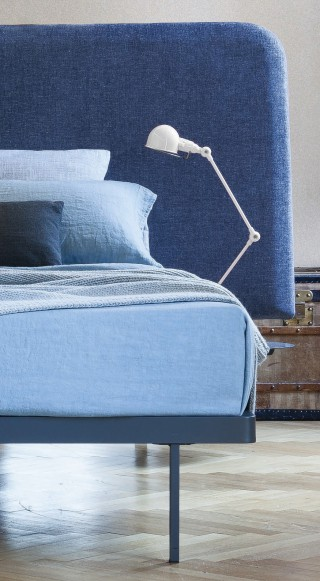 "the ""Contrast bed""  is all about contrasts."