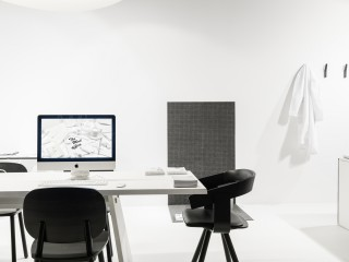 MAD OFFICE Expo curated by DAMn Magazine - IMM Cologne - copywrite Alexander Bole