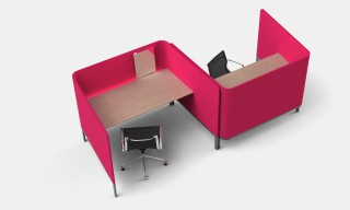 a tool for architect to create shared concentration spaces.