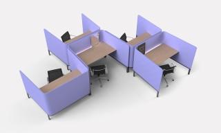 other ways to arrange working spaces.