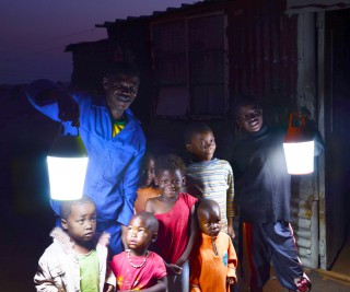 a qualitative solar lamp design for the whole familly.
