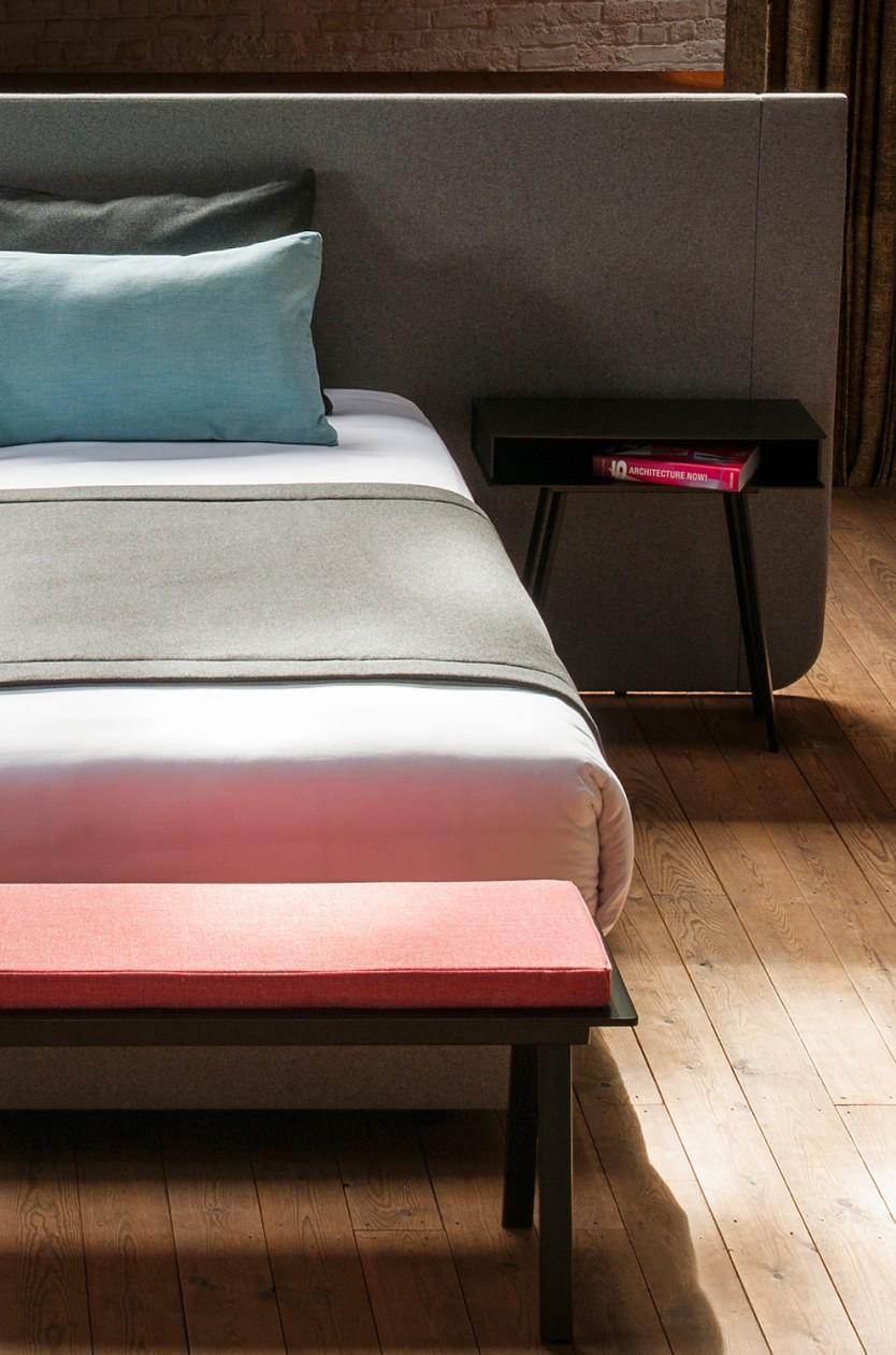 Area bed alain gilles - Modulaire kamer ...